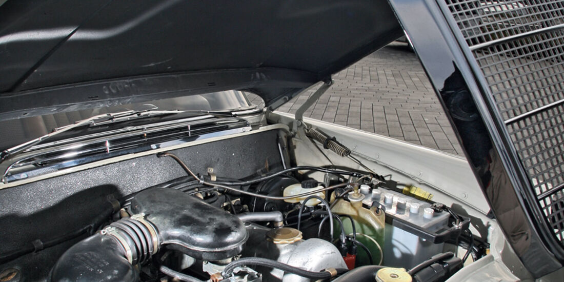 Mercedes-Benz 200 (Typ W 110)