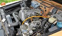 Mercedes-Benz 240 GD, Motor