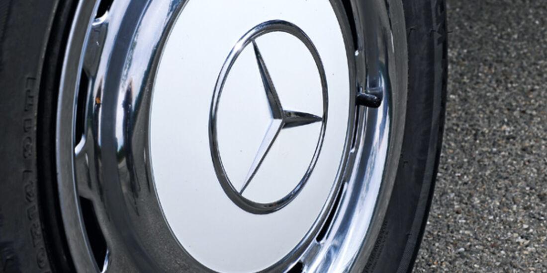 Mercedes-Benz 240 TD, Felge