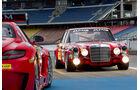 "Mercedes-Benz 300 SEL AMG 6.8 - Rennwagen - Spitzname ""Rote Sau"""