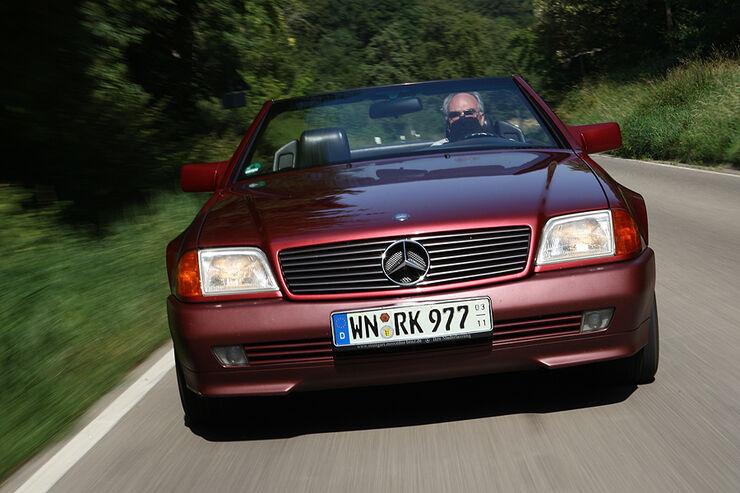 Mercedes Benz Sl R Ersatzteile