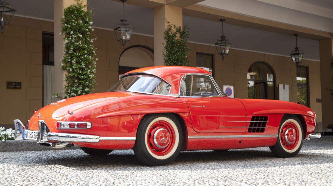 Mercedes-Benz, 300 SL, Roadster, Mercedes-Benz, 1962, Heiko Seekamp, D