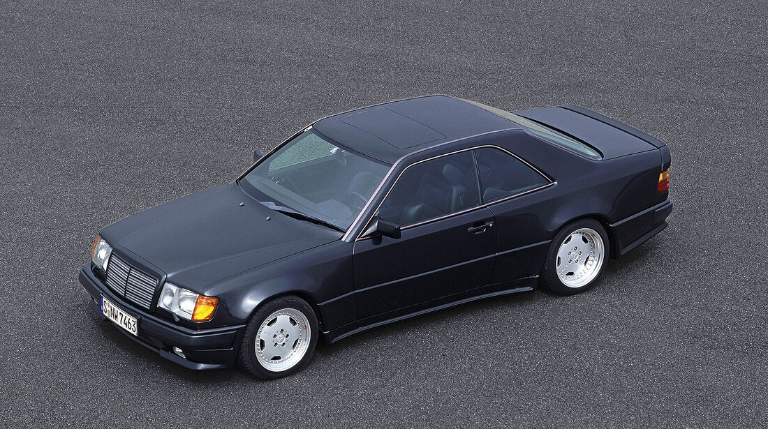 Mercedes-Benz 500 E (W124), AMG