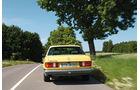 Mercedes-Benz 560 SEL, Heckansicht