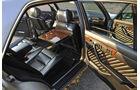 Mercedes-Benz 560 SEL, W 126, Baujahr 1989 Innenraum