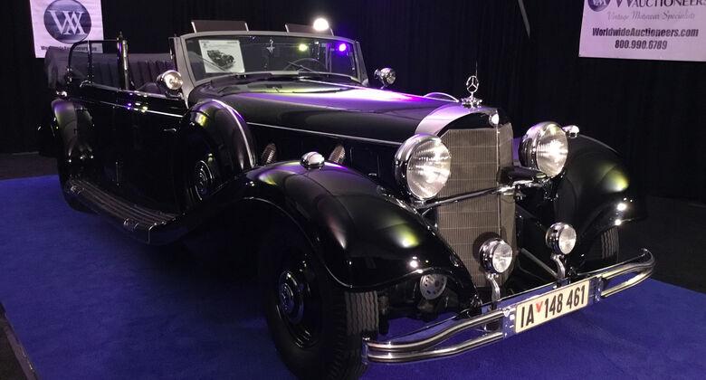 Mercedes-Benz 770K 1939 Fuhrpark Hitler Auktion