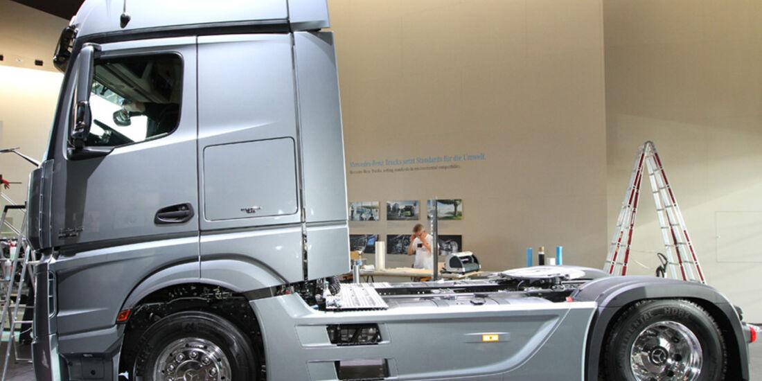 Mercedes Benz Actros IAA Sumo