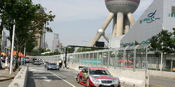 Mercedes-Benz Bernd Schneider Shanghai