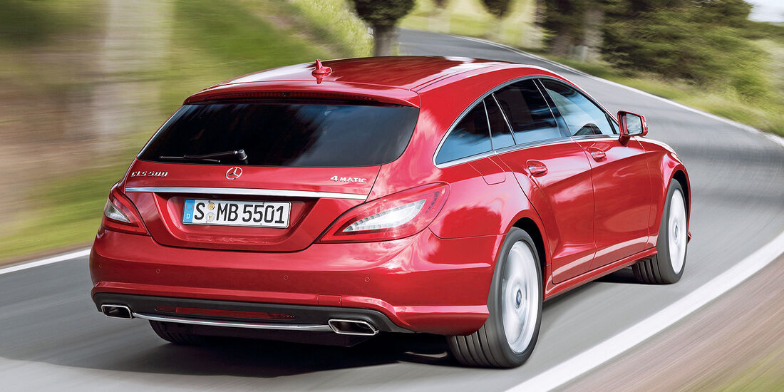 Mercedes-Benz CLS Shooting Brake, Motor Klassik Award 2013
