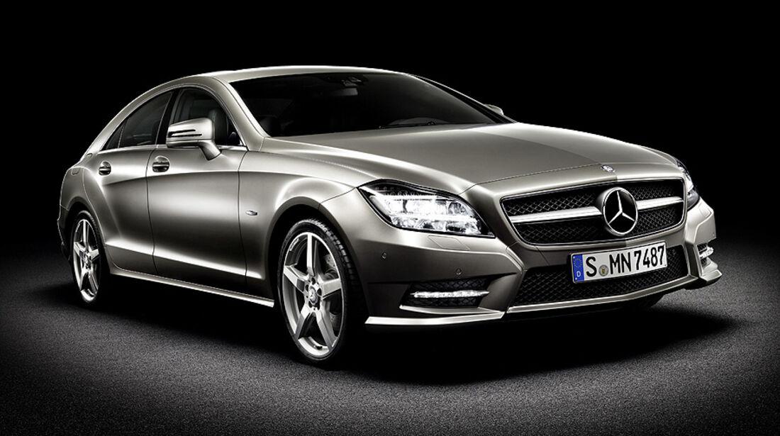 Mercedes Benz CLS