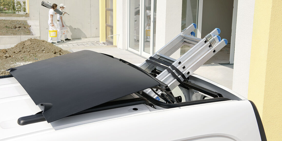 Mercedes-Benz Citan, 2013, Dachklappe