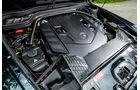 Mercedes-Benz G 500 Motor
