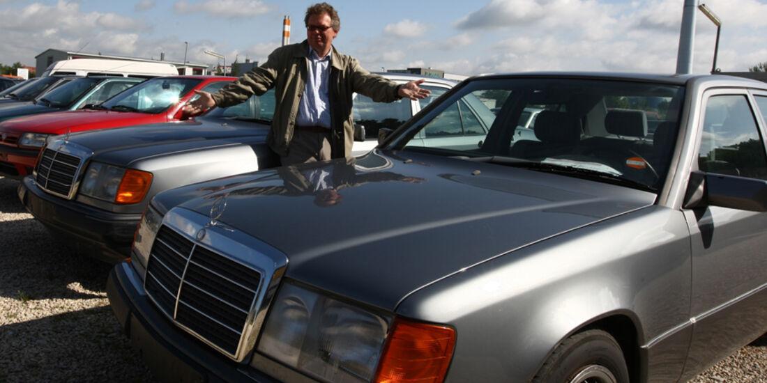 Mercedes-Benz Limousine