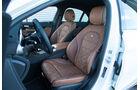 Mercedes C 180, Fahrersitz