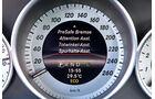 Mercedes C 200, Tacho