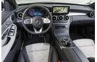 Mercedes C 220 D T-Modell, Interieur