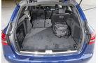 Mercedes C 220 D T-Modell, Kofferraum