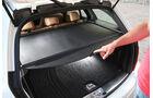 Mercedes C 250 T-Modell, Detail, Kofferraum