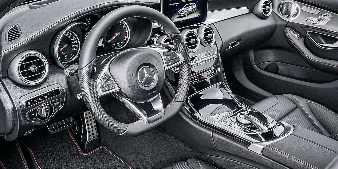 Mercedes C 450 AMG 4-Matic