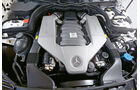 Mercedes C 63 AMG, Motor