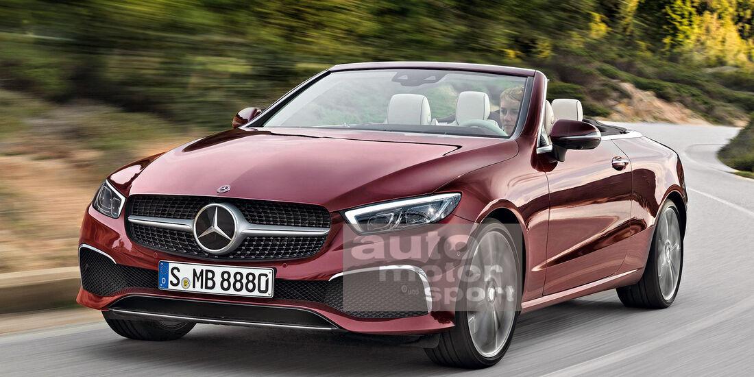 Mercedes-Neuheiten bis 2020: Von A-Klasse bis EQ-A - auto ...