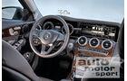 Mercedes C-Klasse, Cockpit