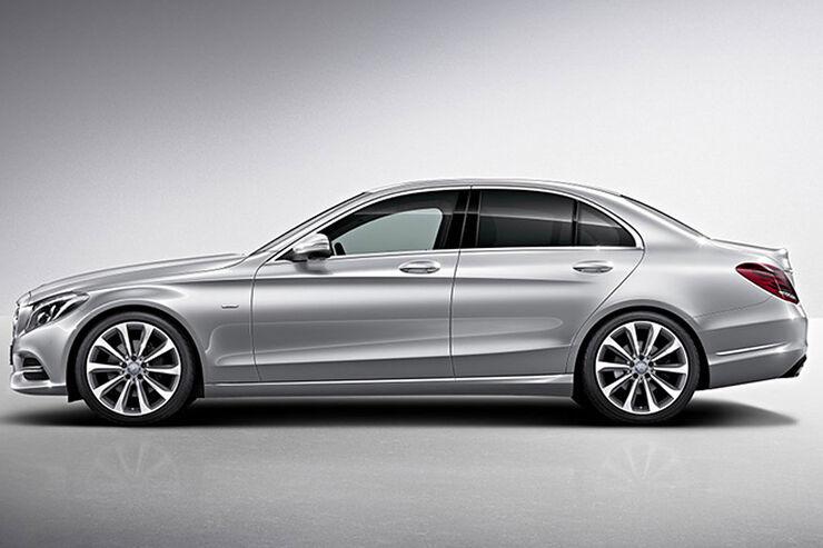 Mercedes C-Klasse Edition 1