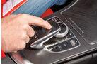 Mercedes C-Klasse T-Modell, Bedienelemente, Touchpad