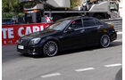 Mercedes C63 AMG - Car Spotting - Formel 1 - GP Monaco - 24. Mai 2013