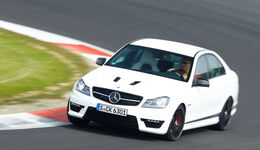 Mercedes C63 Edition 507, Frontansicht