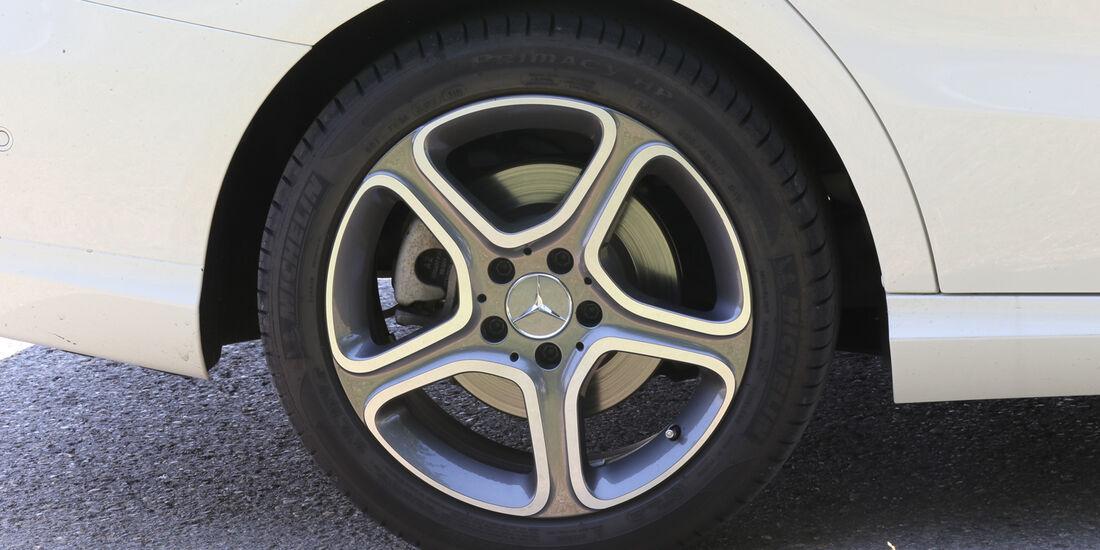 Mercedes CLA 220 CDI, Rad, Felge