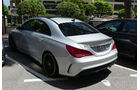 Mercedes CLA 45 AMG -Carspotting - GP Monaco 2018