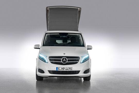 Mercedes Caravan Salon 2016