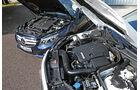 Mercedes E 200, Mercedes E 200 CDI T, Motoren