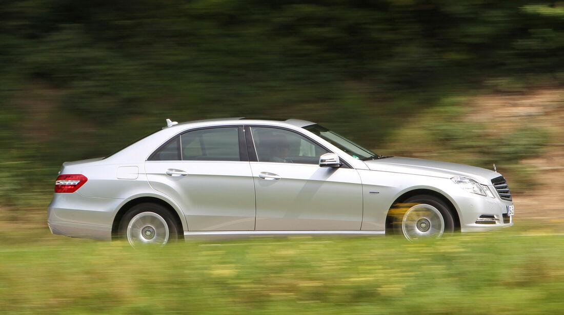 Mercedes E 220 CDI Edition, Seitenansicht