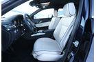 Mercedes E 250 CDI T 4matic, Fahrersitz
