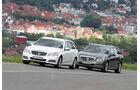 Mercedes E 300 T Bluetec Hybrid, Mercedes E 250 CDI T, Frontansicht