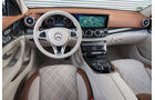 Mercedes E 350 d Exclusive, Cockpit