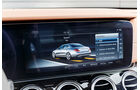 Mercedes E 350 d, Monitor, Infotainment