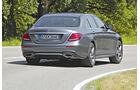 Mercedes E 350 e Avantgarde, Exterieur