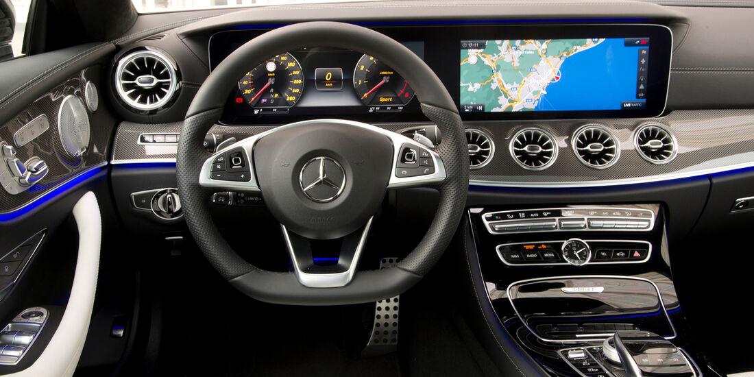 Mercedes E 400 4-Matic Coupé