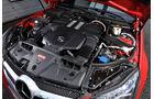 Mercedes E 400 Coupé, Motor