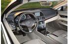 Mercedes E-Klasse E 220 CDI Cabrio Cockpit