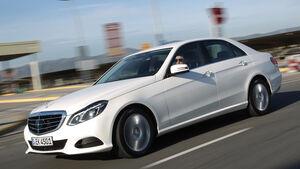 Mercedes E-Klasse, Seitenansicht