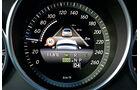 Mercedes E-Klasse, Tacho, Rundinstrument, Grafik