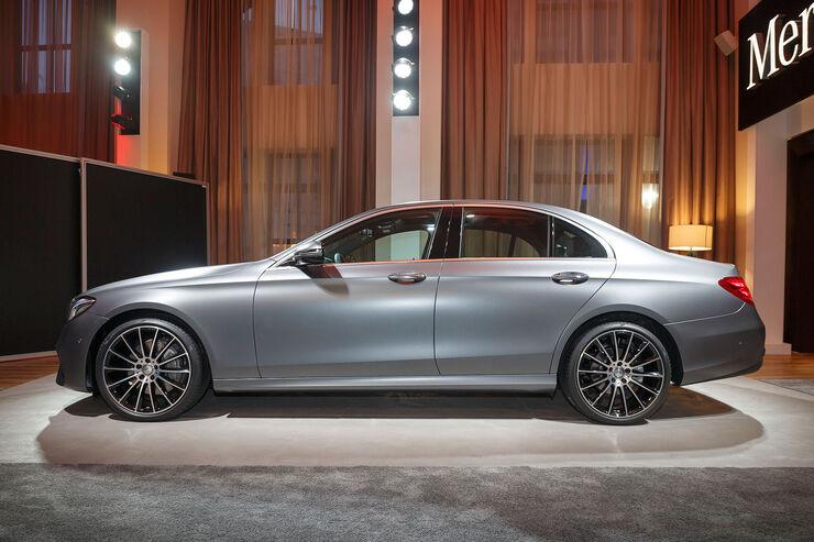 Mercedes e klasse w213 2016 alle infos preise und for Interieur e klasse 2017