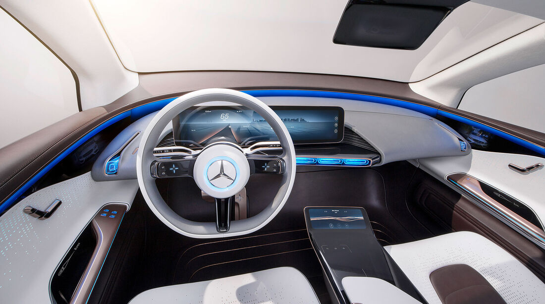 Mercedes EQ Sperrfrist 29.09.16 11.30 Uhr