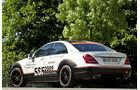 Mercedes ESF 2009 Sicherheitsexperimentalfahrzeug