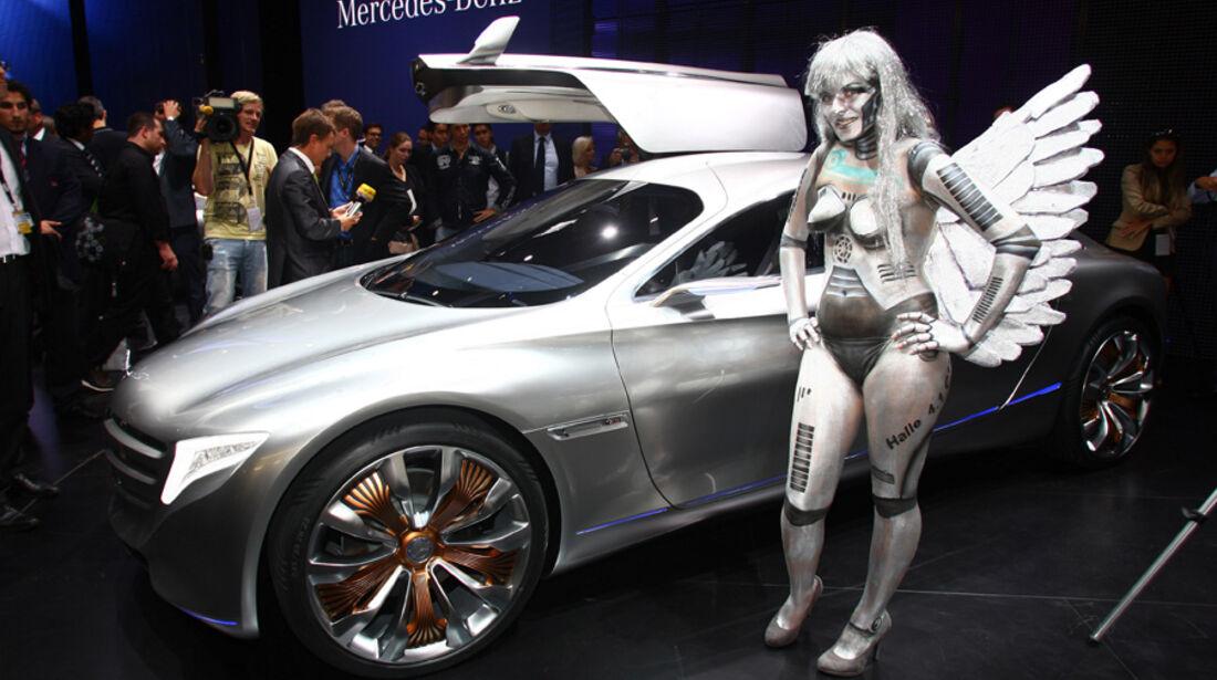 Mercedes-Engel - IAA 2011