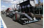 Mercedes - Formel 1 - Formcheck - GP Australien 2016
